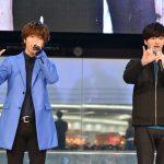 「速報」ユナク&ソンジェ from 超新星、「Yours forever」発売記念イベントで、清水翔太プロデュースの新曲を初披露!