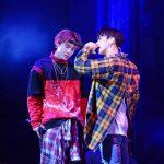 """「取材レポ」MYNAMEコヌ、インス""""5人の曲からカバー曲まで!""""感性溢れる歌声で「1st Premium Duet Live Gunwoo×Insoo」開催!"""