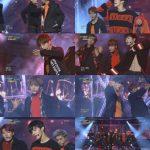 UP10TION、「ミュージックバンク」で「White Night」の最後のステージを公開