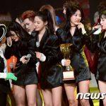 「PHOTO@高陽」AOA、MBCミュージックの「SHOW CHAMPION」で1位。VIXXラビ、NCT127ら、華麗なステージを公開!
