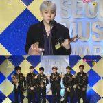 Block Bジコ、VIXX、MAMAMOO、SEVENTEENら、「本賞」受賞「ソウル歌謡大賞」