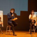 「取材レポ」Yumi 、イ・テガン韓国の恋愛観を赤裸々トーク!映画「男と女」公開直前特別試写会開催!