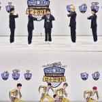 SEVENTEENにASTROまで、「アイドル陸上大会」で期待される男子エアロビクスダンス
