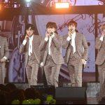 「イベントレポ」B1A4、コンサート「B1A4 LIVE SPACE 2017」開催。成熟した姿でファンを再び魅了する!
