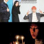 「人気歌謡」新MCのジニョン(GOT7)&ジス(BLACKPINK)、末っ子ドヨン(NCT)のためにサプライズ誕生日パーティー
