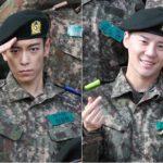 入隊した「BIGBANG」T.O.P&「JYJ」ジュンス、訓練所の姿を初公開!