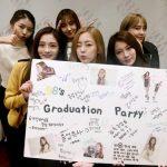 「PRISTIN」ギョルギョン・ウヌ・レナ、卒業記念写真を公開