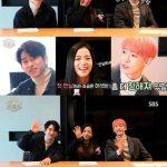 「人気歌謡」新MCジニョン(GOT7)&ジス(BLACKPINK)&ドヨン(NCT)、初の打ち合わせ現場公開