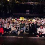 "Block B、ヨーロッパツアーヘルシンキ公演盛況 … ""熱い歓迎に感激"""