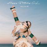 YG、CLの誕生日を祝福…魅力満点の笑顔を公開
