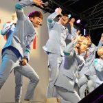 「取材レポ」TOPSECRET札幌初上陸!「さっぽろ雪まつりJ:COM Special Live」でデビュー曲日本初披露!