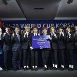 NCT DREAM、「FIFA U-20ワールドカップコリア2017」広報大使に任命