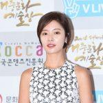 【公式】女優ファン・ジョンウム、妊娠発表=ことし秋に出産予定