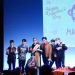 「イベントレポ」MADTOWN、2か月半ぶりの来日! 個性光るバレンタインファンミ&コンサート