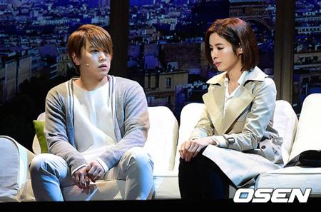 「花より男子」ソンミン(SJ)、除隊後初のミュージカル「作品自体のファンだった」