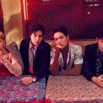 「CNBLUE」、シックな男性美を披露…「7℃N」ジャケット写真OFFバージョン公開