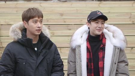 「2PM」ニックン&チャンソン、バラエティ「我が家が現れた」にサプライズ出演