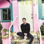 俳優パク・ソジュン、ボーイフレンドルックの定番を披露 … シックな魅力発散
