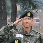 グァンヒ(ZE:A)、より凛々しくなった敬礼…陸軍訓練所の姿公開