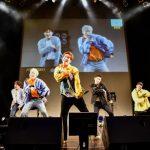 「イベントレポ」韓国の人気7人組ユニット、Block Bが新曲発売記念ショーケースを実施!歌広場淳やお笑い芸人らがゲスト出演!