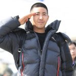 「PHOTO@ノンサン」ZE:A出身グァンヒ、今日(13日)論山訓練所を通じて軍入隊