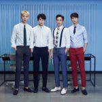 CNBLUE 11th シングル「SHAKE」5月10日リリース決定!!