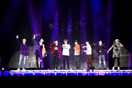 「EXO」、1年ぶりマレーシア公演も大盛況