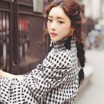女優ホン・スア、NYファッションウィークに参加
