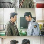 """新ドラマ「推理の女王」出演のクォン・サンウ-イ・ウォングン、""""挨拶""""交わす"""