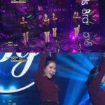 「ミュージックバンク」生放送で予期せぬアクシデント発生…Brave Girls ハユンの靴が脱げるも最後までステージを披露