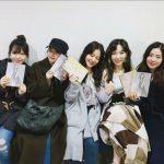 「少女時代」テヨン、「Red Velvet」の早朝からの応援に感動