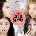 キレイな女性はみんな観ている!?韓国No.1ビューティーショー「Get it beauty 2017」日本初放送決定!!