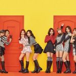 Twice、日本の音源チャートのトップを「KNOCK KNOCK」