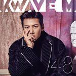 俳優チ・チャンウク、雑誌の表紙で彫刻のようなビジュアルを公開
