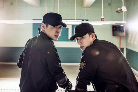 パク・ソジュン&カン・ハヌル主演映画「青年警察」、8月に公開確定