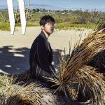 俳優ソン・ジュンギ、マガジンのカラーグラビア公開…カリフォルニアの灼熱の太陽のもとで