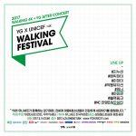 「WINNER」&オ・サンジン、YG Xユニセフ「WALKING FESTIVAL」コンサートに合流