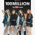 「BLACKPINK」のデビュー曲「口笛(WHISTLE)」MV、再生回数1億回を突破