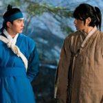 """ユ・スンホ&INFINITE エル「君主」初対面シーンを公開…同じ名前を持つ""""2人のブロマンス""""に期待"""