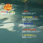 ヒョナ・フイ・イドンの「Triple H」、トラックリストを公開=全曲作詞に参加