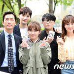 「PHOTO@ソウル」俳優ナングン・ミン&2PMジュノら、出勤中に登場した「キム課長」