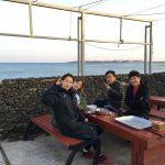 ソン・ジヒョ×シン・ハギュン×イ・ソンミン、済州島の日常公開