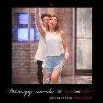 元「2NE1」のMINZY、振り付けのモーションティザーを公開