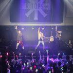 「イベントレポ」TRITOPS*リーダーヒョンムンのバースデーをファンと一緒にお祝い! 『Bang! hyoungmoon birthday party special live』