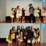 T.O.P(BIGBANG)、「DIA」のVアプリに電撃登場し記念撮影