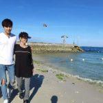 FTISLANDソン・スンヒョン、祖母とのセブ島旅行を公開!