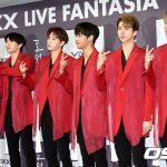 「PHOTO@ソウル」VIXX、単独コンサート「VIXX LIVE FANTASIA白日夢 in SEOUL」の記者懇談会に出席