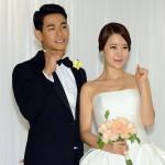流産乗り越えた歌手ペク・チヨン、俳優チョン・ソグォンとの待望の第一子は女の子=24日に出産予定