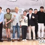 「PHOTO@ ソウル」GOT7マーク&KangNamら、「ジャングルの法則」制作発表会に出席