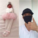 「god」パク・チュニョンに第1子女児誕生